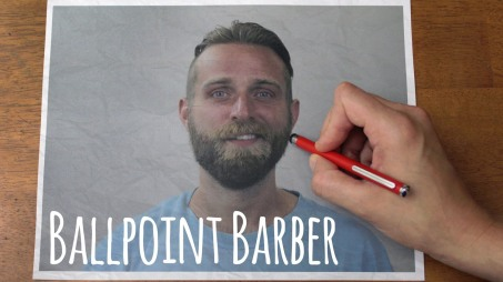 ballpoint barber